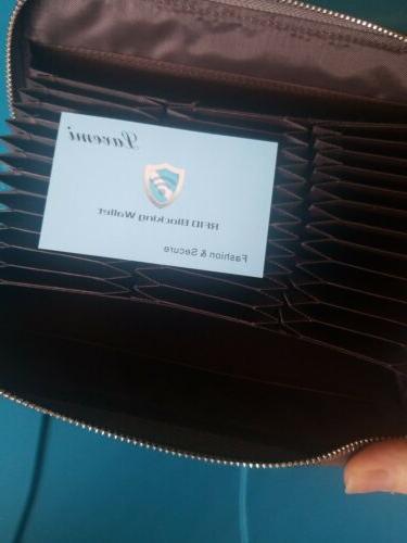 Lavemi Leather Travel Cards