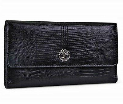 womens leather wallet rfid protection snap button