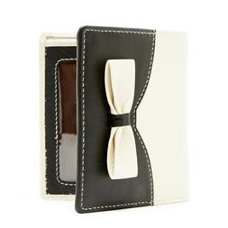Leather Bifold Wallets For Women Ladies Cardholder Slim Wall