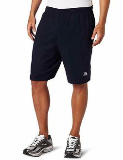 Russell Athletic Men's Cotton Baseline Short with Pockets J.