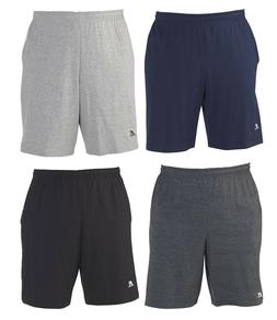 """Russell Athletic - Men's S-XL 2XL 3XL, Cotton Gym Shorts 10"""""""