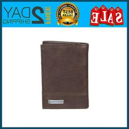 Dockers Men's Extra Capacity Trifold Wallet One Size,