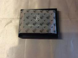 Men's Leather Slim Money Clip Wallet 7 Card Holder Minimal T