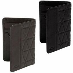 Oakley Men's Leather Slim Wallet
