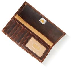 Carhartt Men's Oil Tan Rodeo Wallet, Brown, One Size