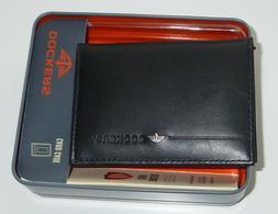 Men's Dockers RFID Genuine Leather Card Case ID Front Pocket