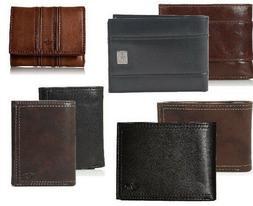 Dockers Men's Trifold Billfold Leather NEW Wallet Organizer