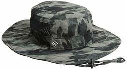 NEW Columbia Bora Bora Print Booney II  Hat, Black Camo, One