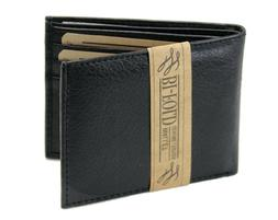 New Mens Bifold Genuine Leather Wallet Multi Credit Card ID