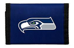 NFL Seattle Seahawks Nylon Trifold Wallet