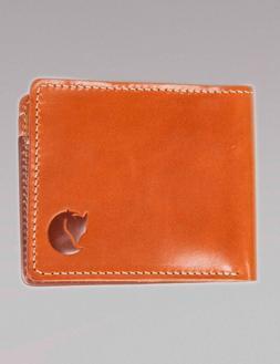 Fjallraven Ovik Wallet - Cognac Leather