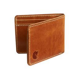 Fjallraven Ovik Wallet Leather Cognac - 20% OFF