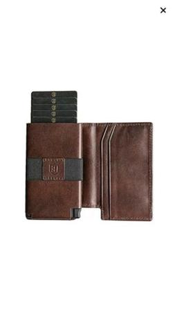 Ekster Parliament Slim Leather Wallet RFID Blocking Quick Ca