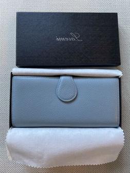 Lavemi RFID Blocking Large Capacity Luxury Leather Clutch Wa
