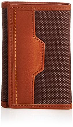 Travelon Safe ID Accent Trifold Wallet Saddle - Travelon Men