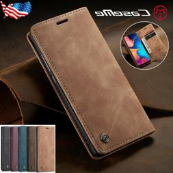 For Samsung Galaxy A50 A70 A20 A30 Magnetic Leather Flip Wal