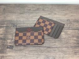 Slim Card Wallet Fashion Men's Design Women's Card Slot - LA