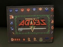 The Legend of Zelda Bifold Wallet NWOT