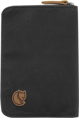 Fjallraven - Travel Wallet, Dark Grey