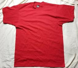 Vintage Fruit Of The Loom Best T-Shirt Blank Size Large Made