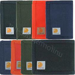 Carhartt Wallet Mens Passcase, Trifold Cordura Nylon Billfol