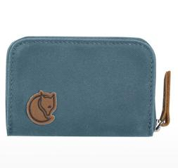 Fjallraven Wallet Zip Around Card Holder GRAY DUSK