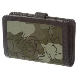 Women's Carhartt Floral Camo Medium Zip Wallet - New in Box